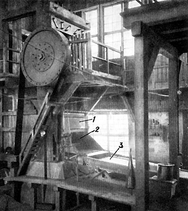 Aufbereitungsmaschinen