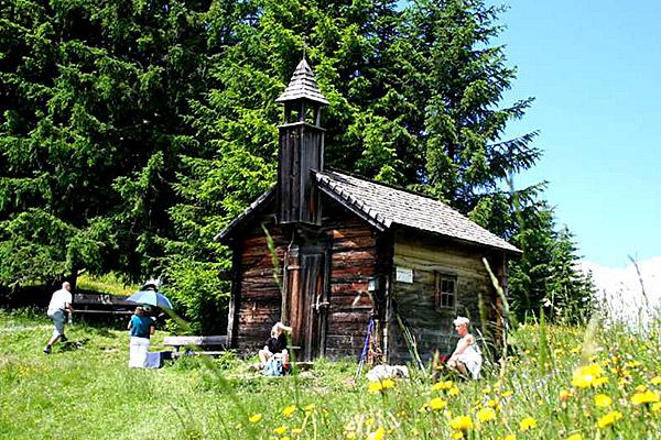Drei Waller Kapelle