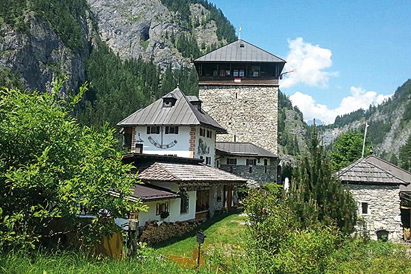 Burg Klammstein Dorfgastein