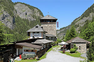 Burg Klammstein in Dorfgastein
