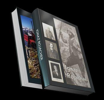 Buch Ignaz Rojacher