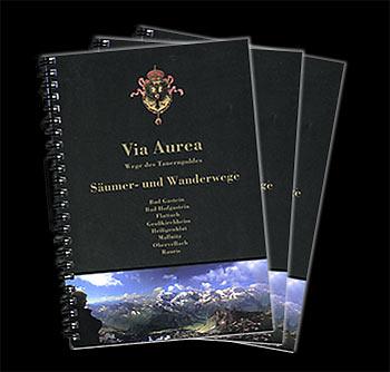Via Aurea - das Buch